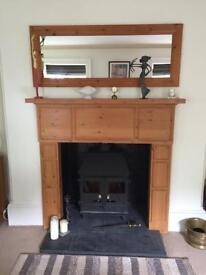 Dean Forge - Double Door Wood Burning Stove
