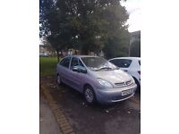 2003 Citreon Xsara Picasso Desire 2.0HDI Spares or Repair, 75,000 Miles!