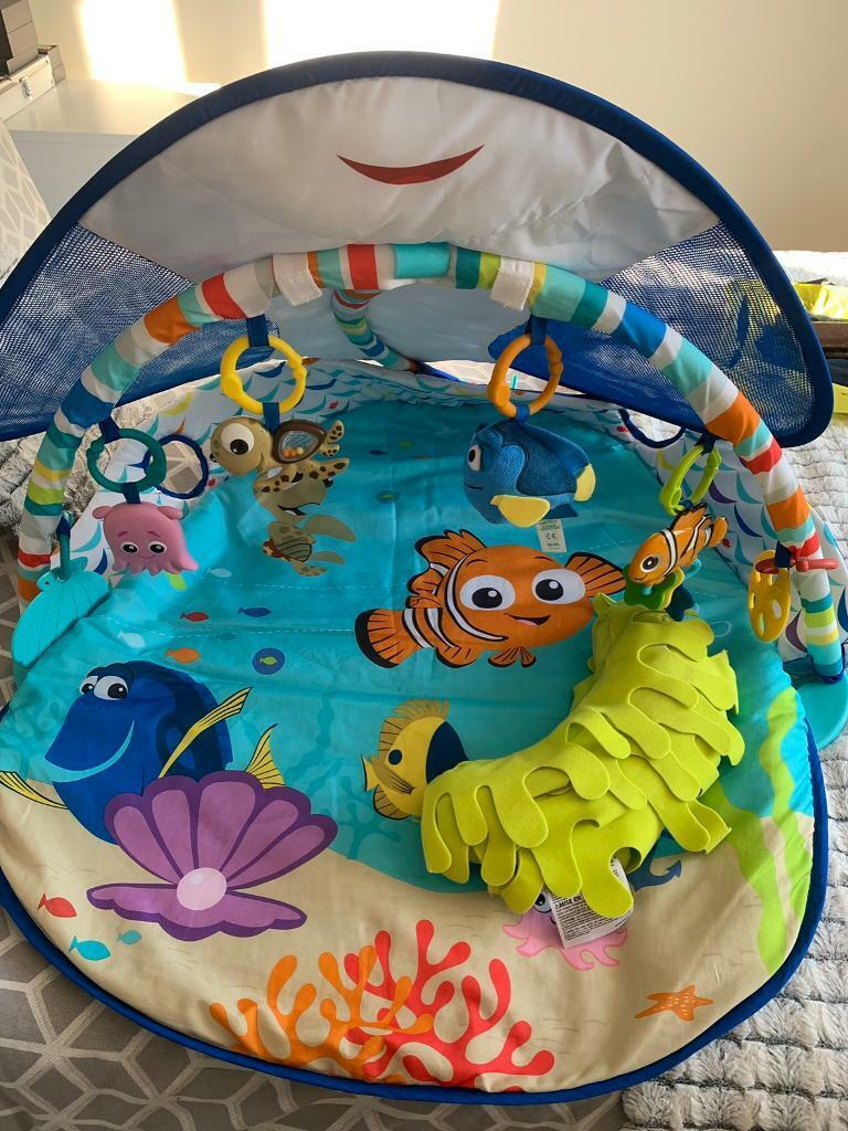 Peachy Finding Nemo Play Gym In Darlington County Durham Gumtree Alphanode Cool Chair Designs And Ideas Alphanodeonline