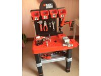 Child Smoby Black & Decker Tool Work Station