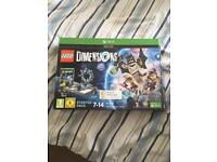 Lego dimensions Xbox one and Lego batman story pack