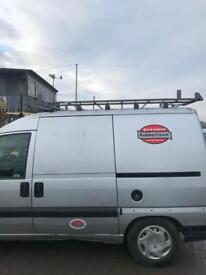 Citroen dispatch roof rack