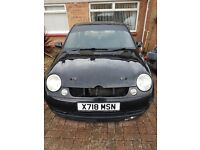 Vw lupo 1.4 for swap or sale