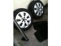 audi a3 alloy wheels