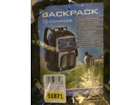 Small Compass backpack 17L