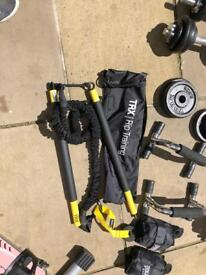 TRX rip never been used
