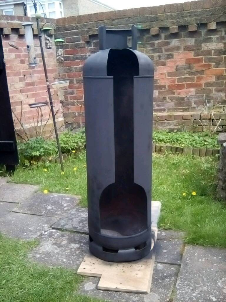 Gas Bottle Fire Pit In Portsmouth Hampshire Gumtree