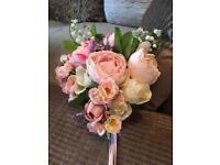 Wedding vintage bouquet