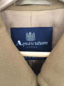 Men's Aquascutum Overcoat
