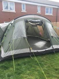 Montana Outwell tent and extras