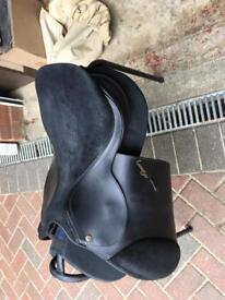 Pessoa Paris saddle