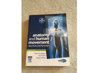Anatomy and Human Movement Textbook
