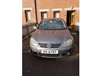 VW Golf GT TDI 2.0 must go offers accepted