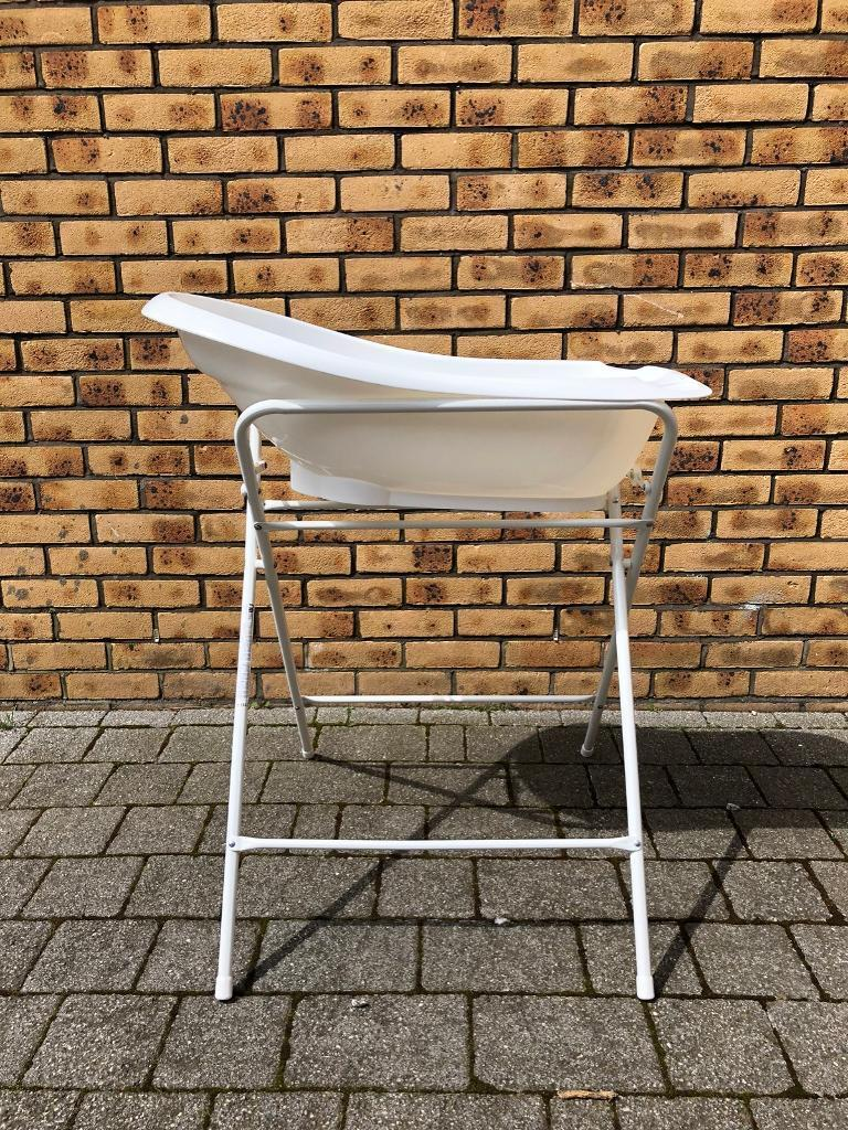 Baby bath tub + stand | in Fulham, London | Gumtree
