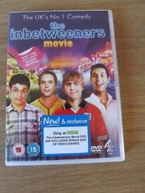 Inbetweeners - The Movie DVD