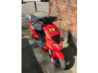 Piaggio NRG MC2 LC Brand New Limited edition