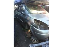 2006 RENAULT GRAND SCENIC 1.6 16V PETROL BREAKING FOR PARTS