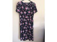 New Cath Kidston Spray Flowers Dress size 8