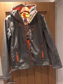 Super dry men jacket for sale