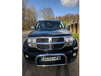 Dodge Nitro 2.8 Diesel, Auto, Black, Low Millage