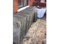 WANTED 3x2 concreate paving slabs