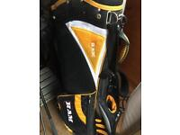 RAM carry golf bag .double back strap
