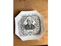 Gladstone Plates 1886, Quantity 2