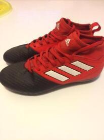 adidas sock football boots size 4