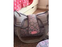 Baby bag and basket