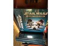 Job lot of new Star Wars merchandise includes collectable figures