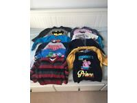 Boys clothes aged 3 to 4