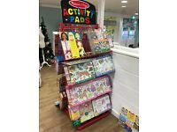 Melissa and Doug children's toys brand new in boxes, clearing out. Excellent retail opportunity.