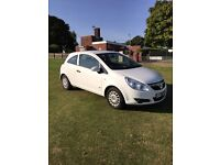 Vauxhall corsa life 1.0 immaculate