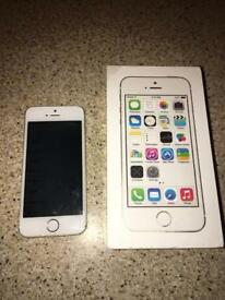 iPhone 5s Gold O2 16GB