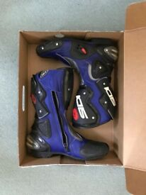 Sidi Motorcycle boots - Size 9