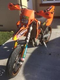 KTM 450 exc Supermoto/Enduro