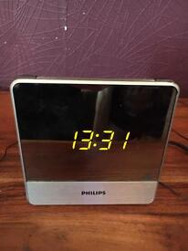 Philips Radio and Clock