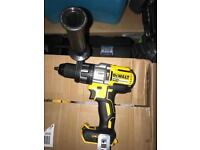 Dewalt dcd996 combi drill 3 speed