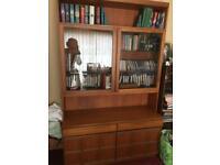 Free McIntosh Vintage Unit/bookcase