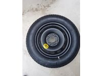 "Genniue Ford Fiesta 14"" Spare Wheel Brand New Unused"