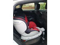 Britax Dualfix 360* car seat
