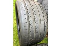 315 30 20 Dunlop Tyres for X5