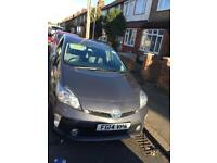 Pco car for rent- Toyota Prius 2014 t-spirit Uber Ready Only £125 a week