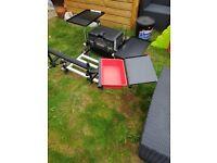 TF gear fishing seat box