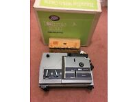 Boots Dichroic 2000 Cineprojector (super8 projector) Boxed, Good Condition