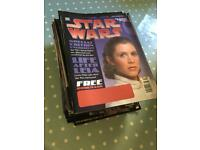 Star Wars The Official Magazine 38x back issues 2, 4 and 6-42 1996-2003 VGC Collect IPSWICH