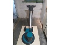FCM, floor polisher