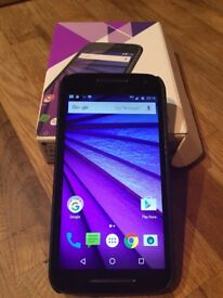 Motorola mobile phone - boxed