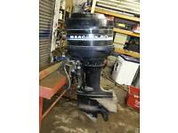 Mercury 80 blueband outboard parts or joblot