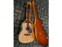 Vintage Yamaha FG160 Guitar